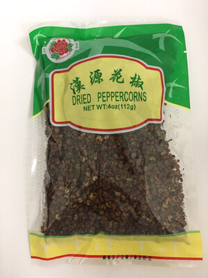 SICHUAN DRIED PEPPERCORN 50X112G