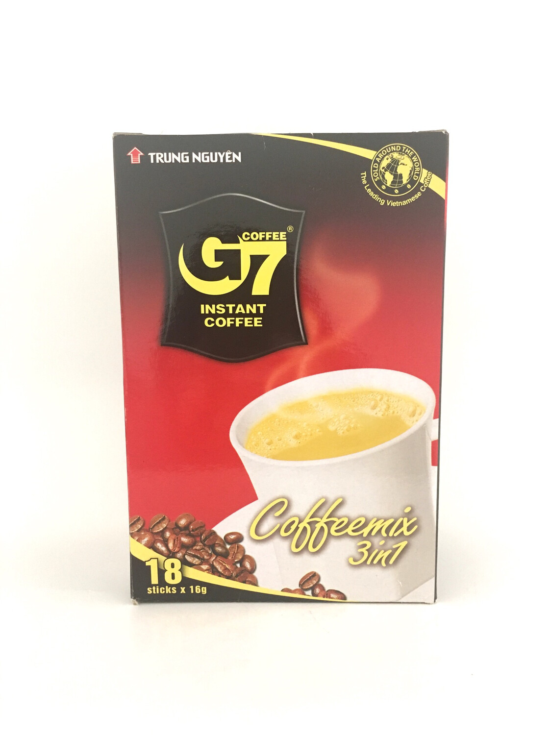 TRUNG NGUYEN G7 INSTANT COFFEE 24X288G
