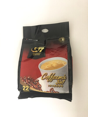 TRUNG NGUYEN G7 3IN1 COFFEE 22 BAGS 24X352G