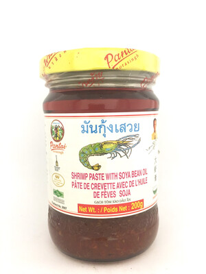 PANTAI SHRIMP PASTE WITH SOYA BEAN OIL 24X200G