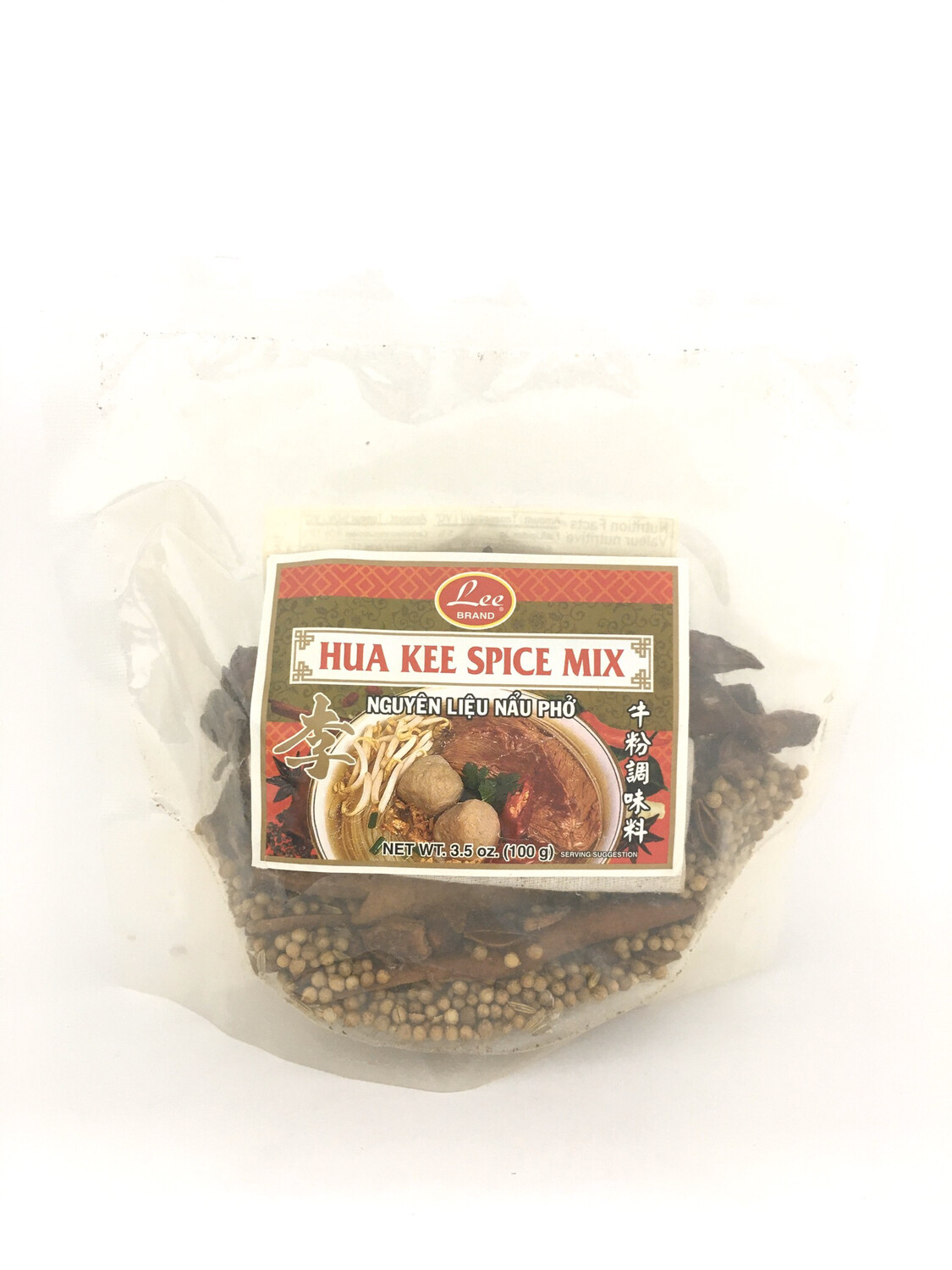 LEE HUA KEE SPICE MIX 48X100G