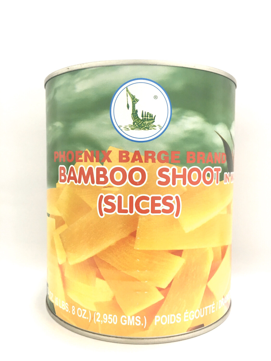 CHINA DELIGHT BAMBOO SHOOT SLICE 6X5LB