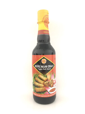 AU LAC VEG FISH SAUCE 12X500ML