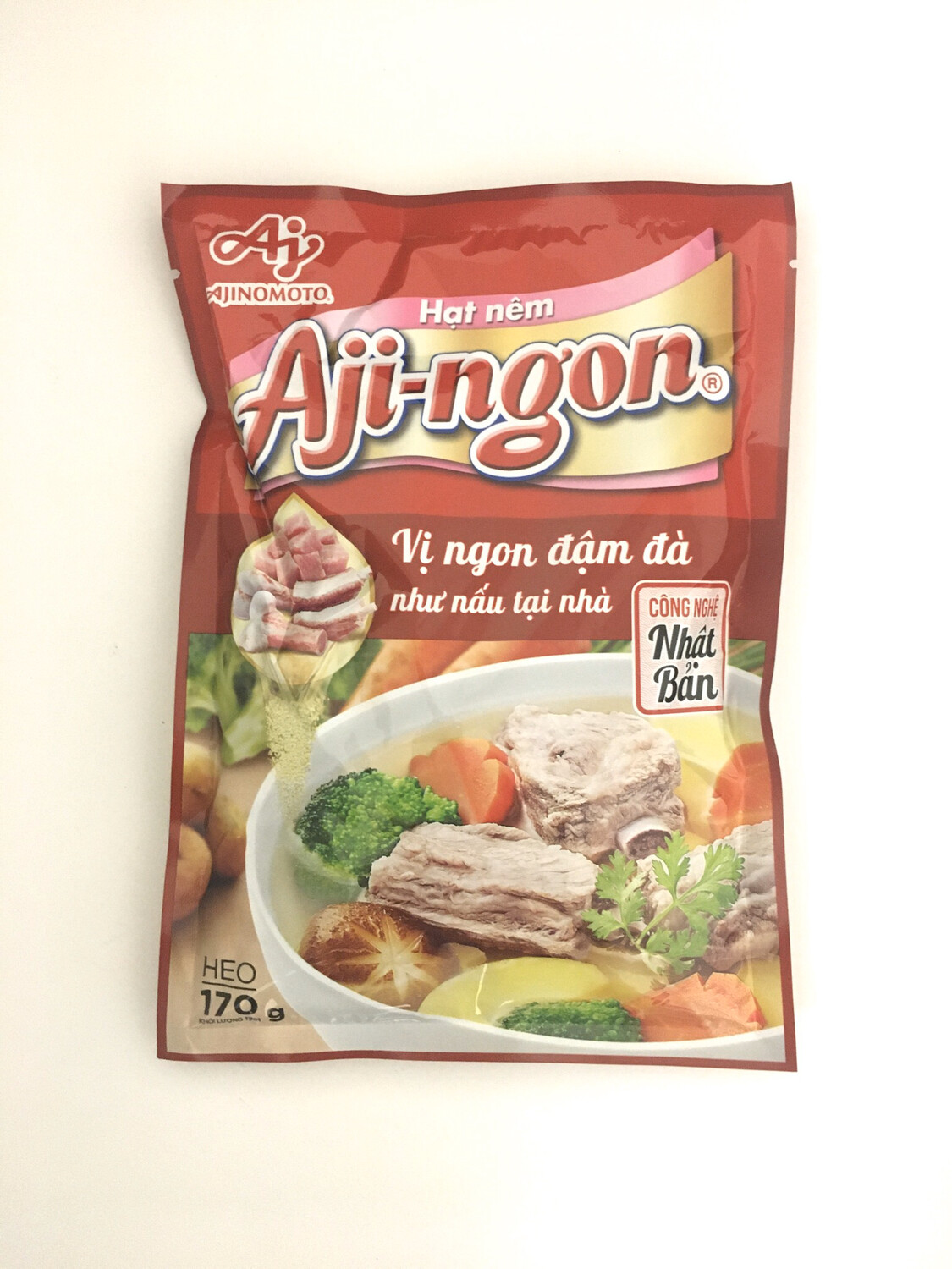 AJI-NGON PORK SEASONING 32X170G
