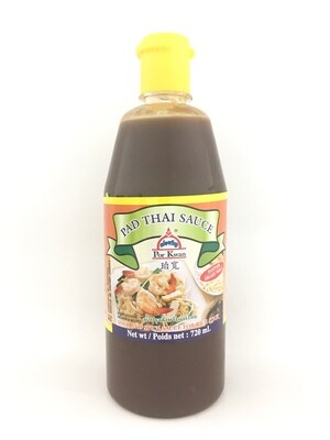 PORKWAN PAD THAI SAUCE (READY TO USE) 12X720ML