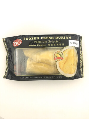 DJ FROZEN DURIAN (SEEDLESS) 24X400G