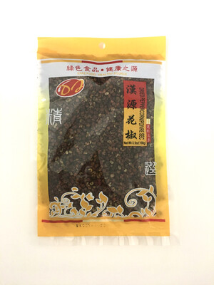 DJ BLACK PEPPER (SICHUAN) 100X100G