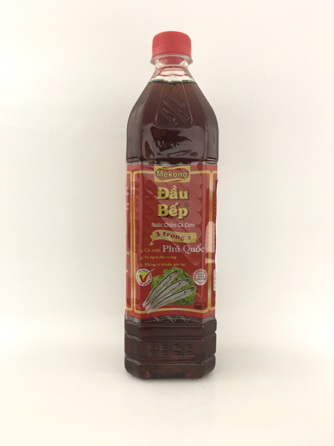 MEKONG CHEF LONG-JAWED ANCHOVY FISH SAUCE 15X900ML