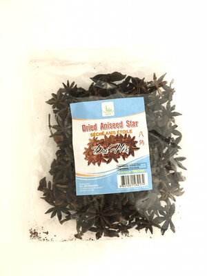 PHOENIX DRIED ANISEED STAR 100X100G