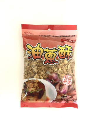 CHI-SHENG FRIED SHALLOT 油蔥酥20X150G