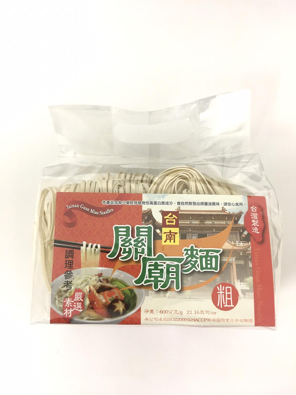 TAINAN GUAN MIAU NOODLES (THICK) 20X600G