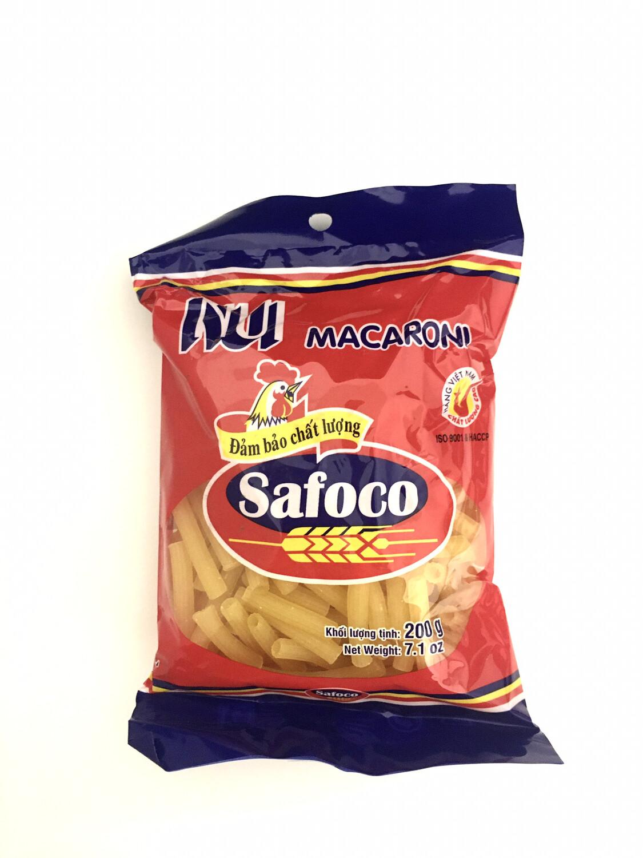 SAFOCO MACARONI 45X200G