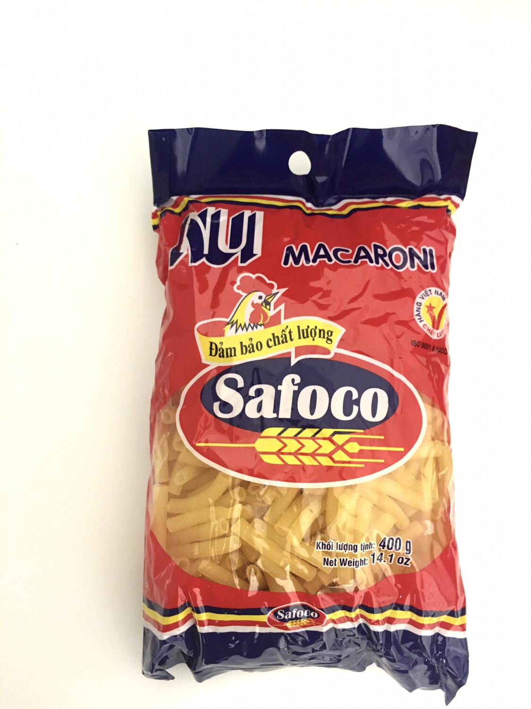 SAFOCO MACARONI 25X400G