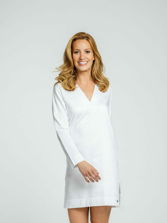 Royal Highney 400 Pima Cotton Ladies PJ Tunic  Size XS, S