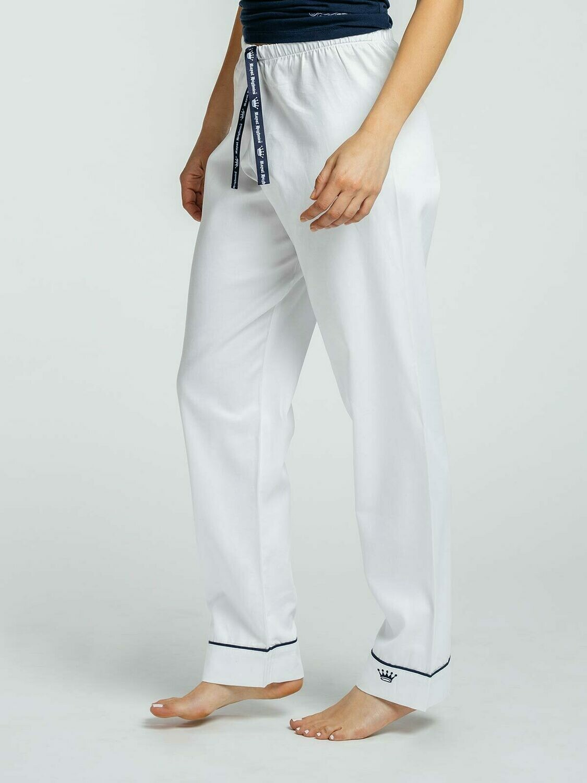 Royal Highney 400 Pima Cotton Ladies PJ Lounge Pants