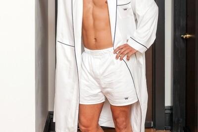 Royal Highney 400 Pima Cotton Men's Unisex Boxer Shorts