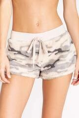 PJ Salvage Camo Cozy Draw String PJ Short  Size L and XL