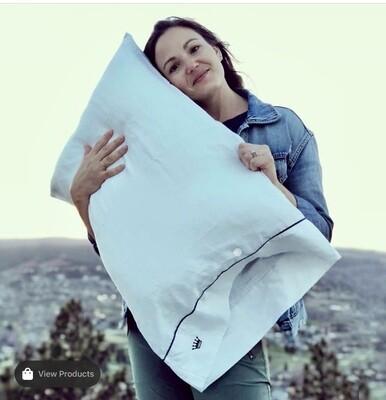 Royal Highney 400 Pima Cotton Pillow Cases - King