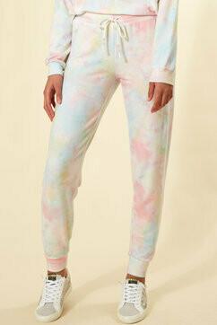 PJ Salvage Womens Tie Dye PJ Loungewear Jogger Pants  Size XL  Only 2 left