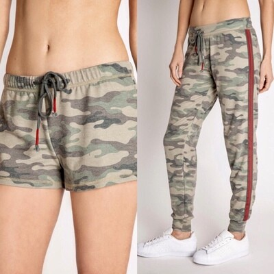 PJ Salvage Womens  Camo PJ Jogger Pant  1 Size XL   Only 1 left
