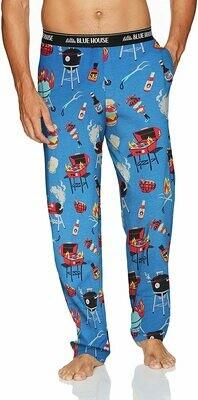 BBQ Lounge Pants Size S