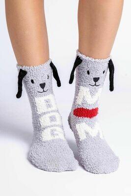 Fun Non Slip Dog Mom Socks