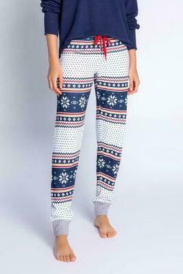 PJ Salvage Let's Get Toasty Pajama Lounge Pants