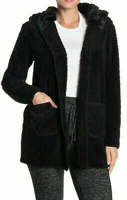 PJ Salvage Black Cozy Cardigan Jacket Size XS Only 2 left