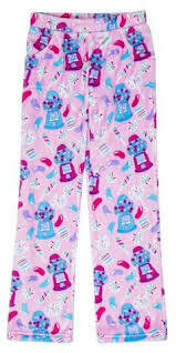 Bubble Gum Fleece Pajama PJ Pants Size 14/16 Only 1 left