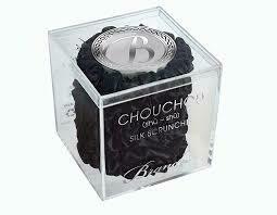 Silk Hair Scrunchies 6 Per Pack