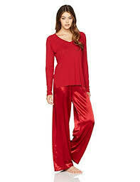 PJ Harlow Jolie LONG Satin Pants - see NEW colors  For the taller women