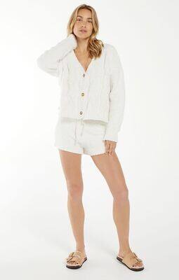 Zsupply Cabin Fever PJ Lounge Cloud Shorts