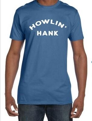 Howlin' Hank TR Tee (Blue)