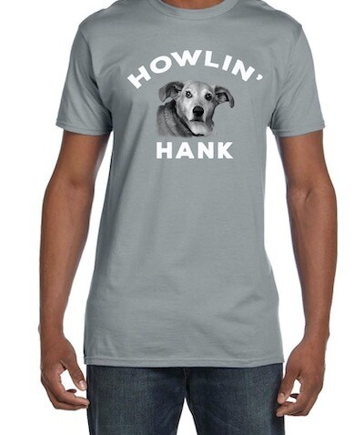 Howlin' Hank TR Tee (Gray Photo)