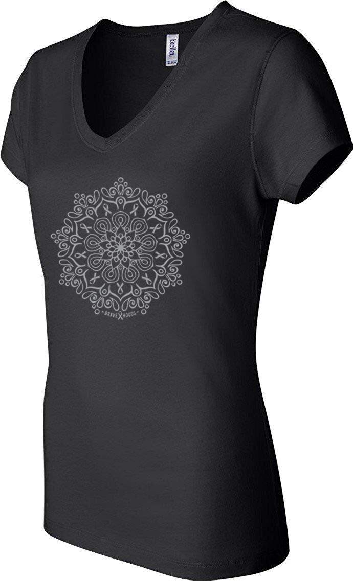 Mandala T-Shirt - Ladies'