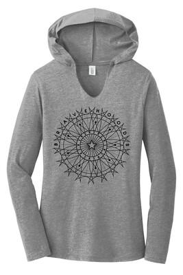 Spiral Hoodie - Ladies Pullover