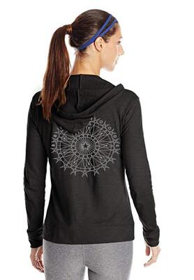 Spiral Hoodie - Ladies' Zip