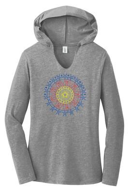 Spiral CO Hoodie - Ladies' Pullover