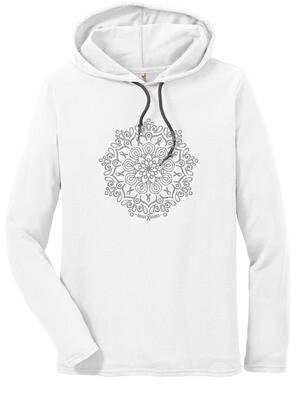 Mandala Hoodie - Adult Pullover