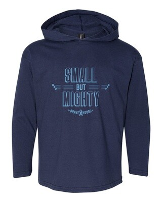 Small But Mighty Kids Pullover hoodie