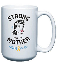 Mug -- Strong as a Mother