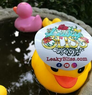 LeakyBliss Sticker (5 pc)