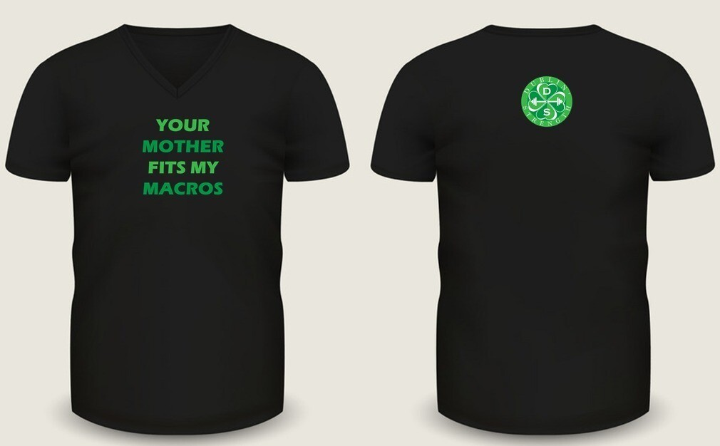Your Mother Fits My T Shirt