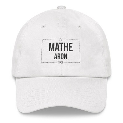 Aron Mathe 2020 Special Limited Edition Hat