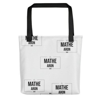 Aron Mathe 2020 Special Limited Edition Tote Bag