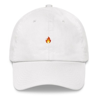 Aron Mathe Hat White Limited Edition
