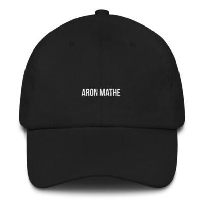 Aron Mathe Hat Simple Black Limited edition