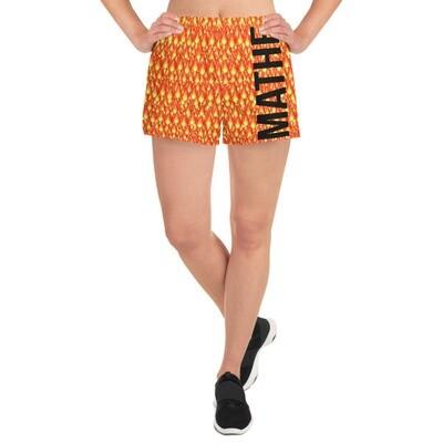Aron Mathe Women's Short Shorts Limited Edition