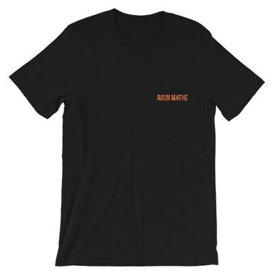 Aron Mathe Short-Sleeve T-Shirt BlackLimited Edition