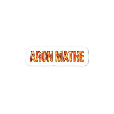 Aron Mathe Stickers Limited Edition